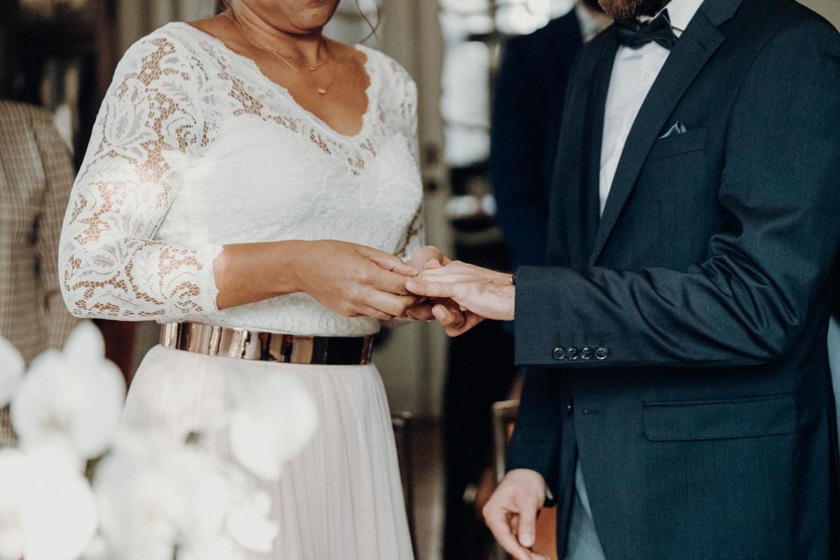 Hochzeitsfotografie in Düsseldorf