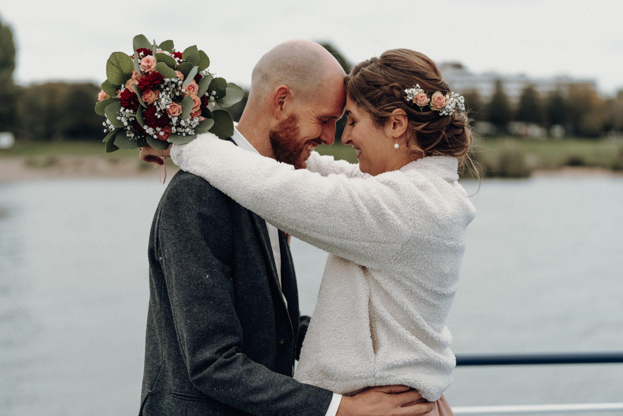 Hochzeitsfotografie un Düsseldorf Hochzeitspaar