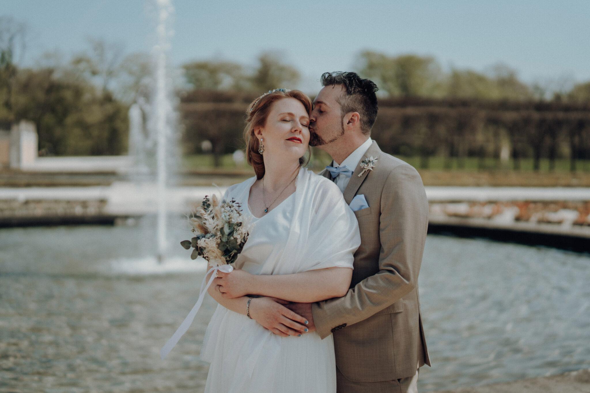 Hochzeitsfotos Brühl
